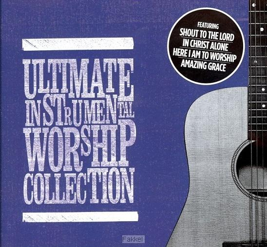 CD Ultimate Instrumental Worship Collection