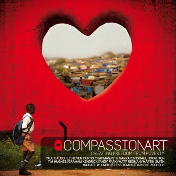 CD + DVD Compassionart For Live