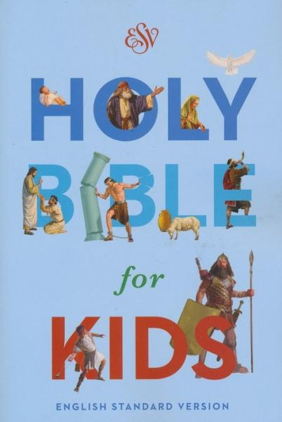 English Standard Version Economy Bible for kids