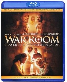 DVD War Room