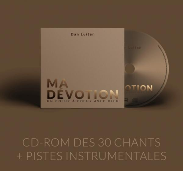 CD Ma dévotion