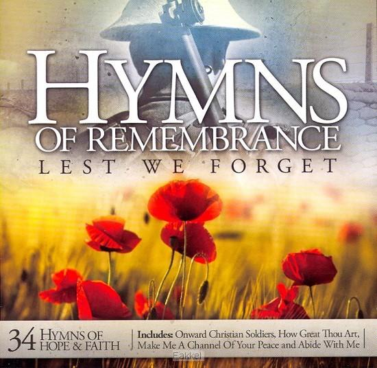 CD Hymns of Remembrance