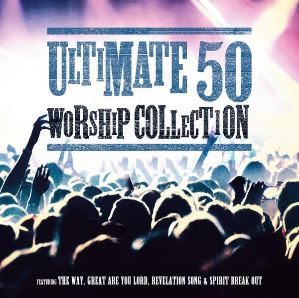 CD Ultimate 50 Worship Collection