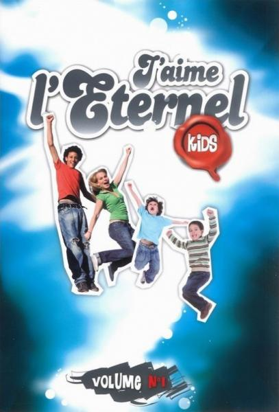 J'aime l'Eternel kids volume 1