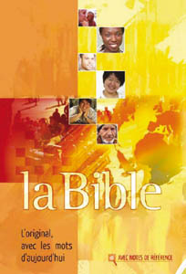 Bible Segond 21, rigide, illustr�e, notes de r�f�rence avec CD BWS5