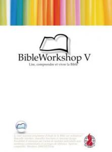 CD-ROM Bibleworkshop 5. 0