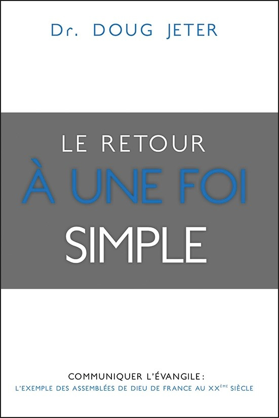 Le retour à une foi simple