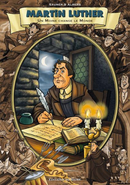 Martin Luther - Bande dessinée