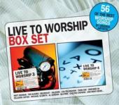 CD Live To Worship 3 + 4