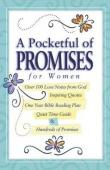 A pocketful of promises for women