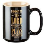 Mug commit to the Lord