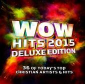 CD Wow Hits 2015 Deluxe