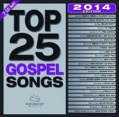 CD TOP 25 Gospel Songs 2014