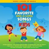 CD 101 Favorite Sing-A-Long Songs for Kids