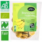 BANANES NAINES SECHEES BIO ET EQUITABLE