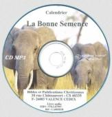 CD MP3 Bonne Semence