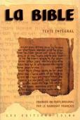La Bible du rabbinat