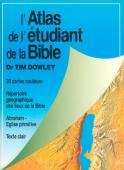 L'atlas de l'étudiant de la Bible