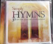 Cd Simply Hymns