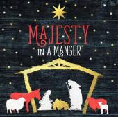 CD Majesty in a Manger