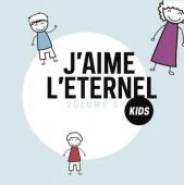 CD J'aime l'Eternel Kids