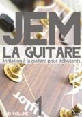 DVD JEM LA GUITARE VOLUME 1