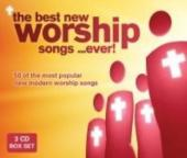 CD The Best New Worship Songs. . . Ever