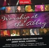 CD + DVD Worship At The Abbey