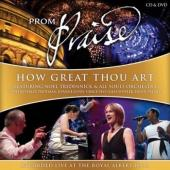 CD+DVD How great thou art