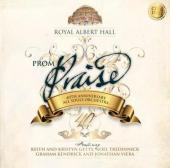 CD + DVD Prom Praise 40Th Anniversary Celebration Of All Souls Orchestra