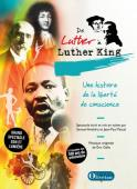DVD De Luther à Luther King