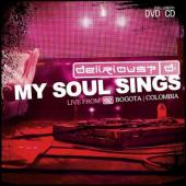 CD + DVD My Soul Sings