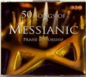 CD 50 songs of Messianic Praise & Worship