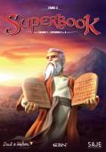 DVD Superbook Tome 2