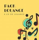 CD Pack Louange