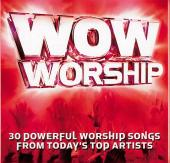 CD Wow Worship Red
